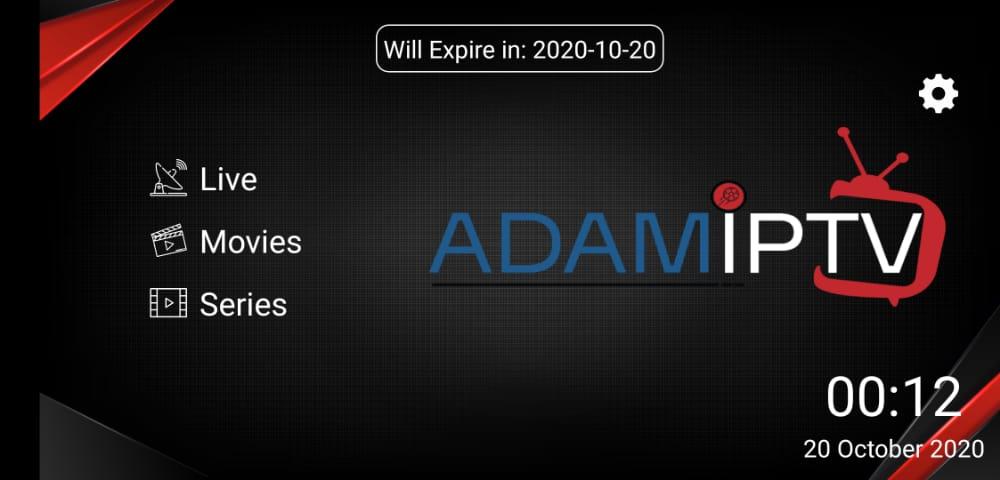 ADAM IPTV